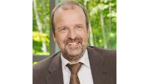 Geschäftsführer Stephan Bühring ist ausgeschieden.