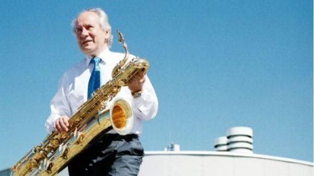 Jazzmusiker, Ex-Bitkom-Präsident, Firmengründer, Professor: August-Wilhelm Scheer vereinigt viele Rollen in einer Person.