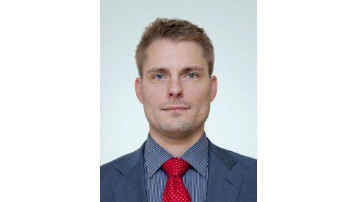 Ron Müller-Knoche, ebenfalls mit den Young Talents Award ausgezeichnet, bekam den Tipp zur Bewerbung von seinem Chef Ingo Wolf, Group CIO bei Rödl & Partner.