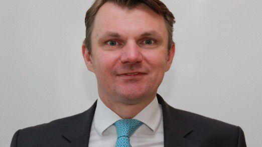 Oliver Bittner, Head of IT Strategy & Transformation bei Accenture, will Mobility als Bestandteil jeder Unternehmensentscheidung etablieren.