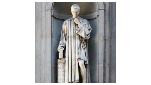 Machiavelli überstand seine schwerste Krise nicht mit Hilfe des Jagdinstinkts, sondern durch Anpassung.
