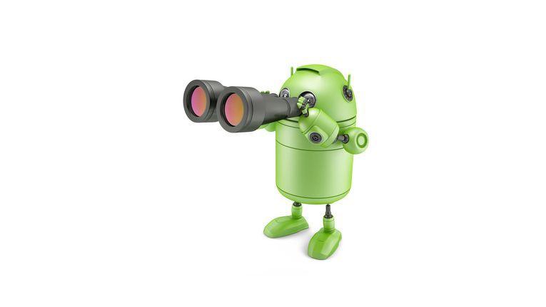 Neue Android-Oberfläche in Sicht