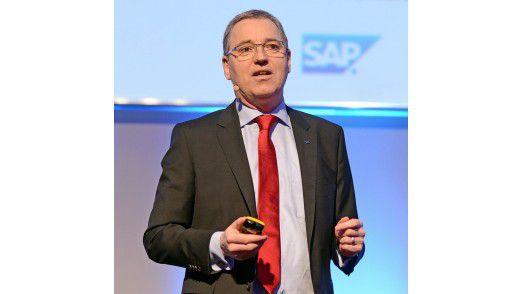 Hans-Joachim Popp, CIO des Deutschen Zentrums für Luft- und Raumfahrt