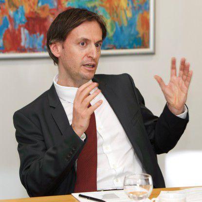 Reinhold Rehbichler, Bereichsleiter IT bei easyCredit