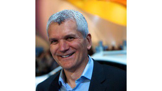 Paul Mascarenas, Technischer Leiter und als Vizepräsident von Ford verantwortlich für Forschung und Innovationen.