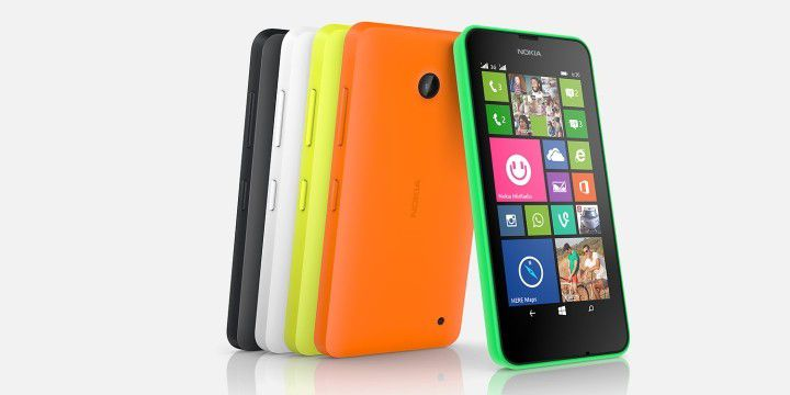 Das Nokia Lumia 630 kommt mit Windows Phone 8.1
