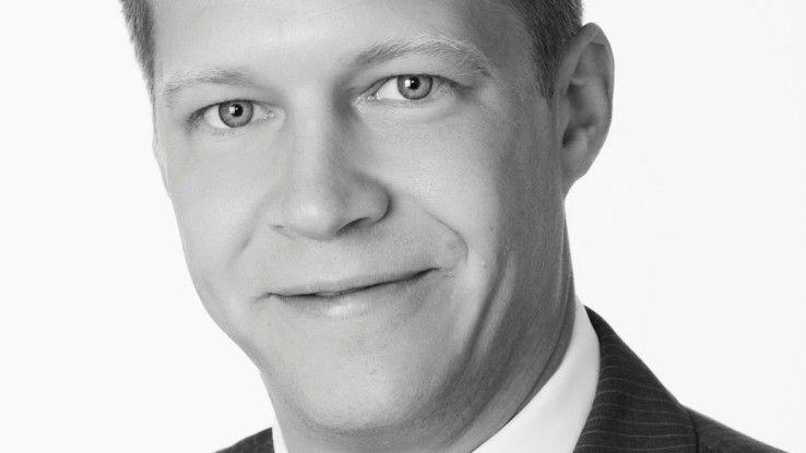 Raus aus der ständigen digitalen Erreichbarkeit: Arne Spiegelhoff, Projektleiter bei TÜV Rheinland.