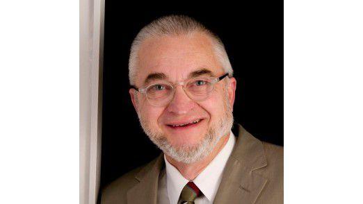 Wolfgang Wagner vom Frankfurter Beratungsunternehmen Bewerber Consult