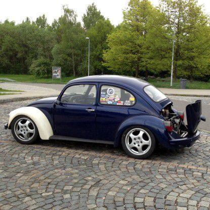 Er fährt und fährt und fährt: Der VW Käfer ist nach wie vor sehr beliebt - und das nicht nur unter Autofahrern.