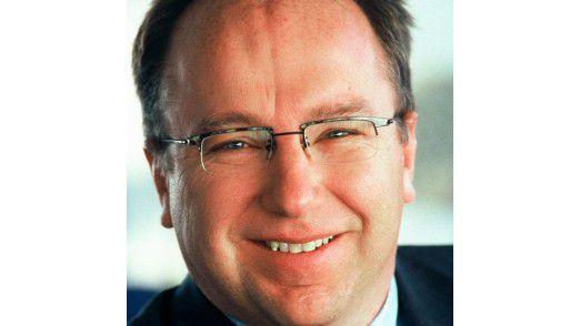 """Michael Eberhardt, Vice President Enterprise Services, HP Deutschland: """"Mittelstand braucht global aufgestellten Service-Partner"""""""