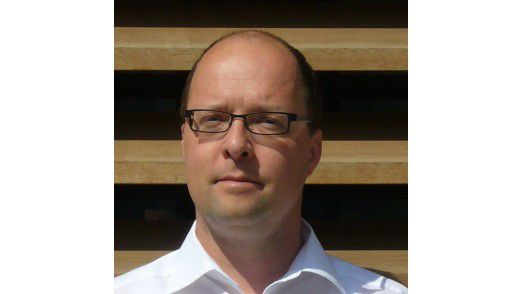 Michael Mey, Senior Consultant Manufacturing EMEA bei HP Enterprise Services