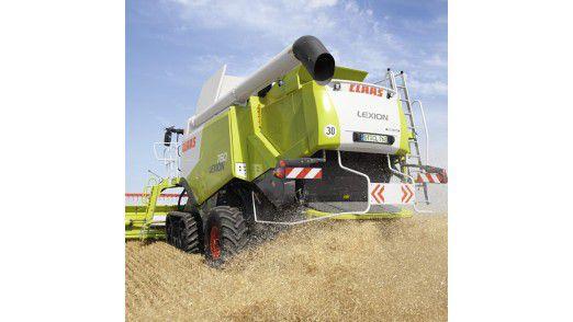 Claas: vom Landmaschinenproduzenten zum Anbieter herstellerübergreifender digitaler Datenplattformen für Landwirte.