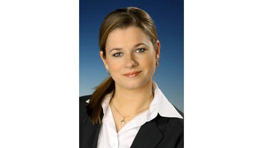 Julia Zmítko, Vergütungsexpertin bei Kienbaum.