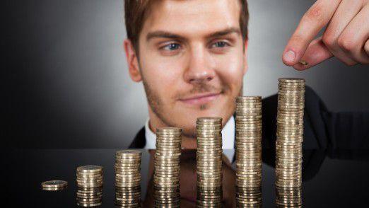 Wie Sie das richtige Gehalt verhandeln ...