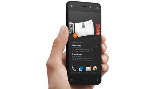 Das Fire Phone von Amazon.