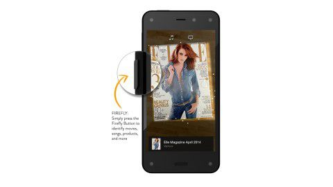 Amazon Fire Phone - Foto: Amazon