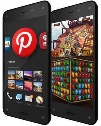 Hierzulande vertreibt Amazon sein Smartphone Fire über die Telekom.