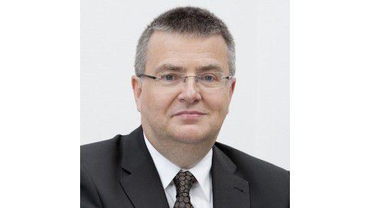 """Joachim Hörnle, Inhaber und Geschäftsführer von Blue Elephant Systems: """"In Sachen Industrie 4.0 fehlt ein pragmatischer Masterplan."""""""
