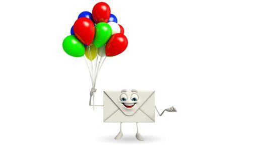 Am 3. August feiert die E-Mail ihren 30. Geburtstag.