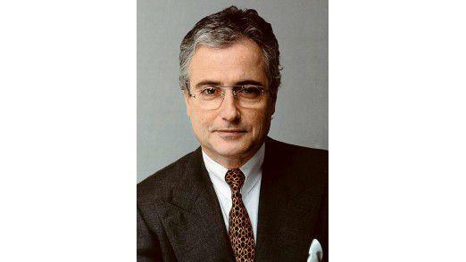 Ex-Telekom-Chef Ron Sommer im September 2006. Sein Abschied bei der Deutschen Telekom beschäftigt den Manager noch heute.