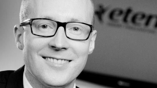 """Nikolaus Reuter, Etengo: """"Die Branche ,IT-Freelancer` wird im Jahr 2015 voraussichtlich die Zehn-Milliarden-Euro-Umsatz-Marke knacken können."""""""
