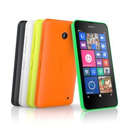 Einsteigergeräte wie das Lumia 630 verfügen nur über 512 MB Arbeitsspeicher - genug für Windows 10?