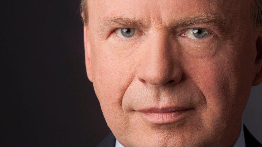 Arbeitsrechtler und Experte für Datenschutzrecht: Professor Peter Wedde aus Frankfurt.