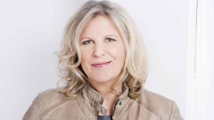 Monika Scheddin, Netzwerk-Expertin und Autorin.