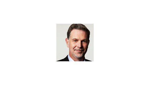 Reed Hastings ist Gründer und CEO von Netflix.