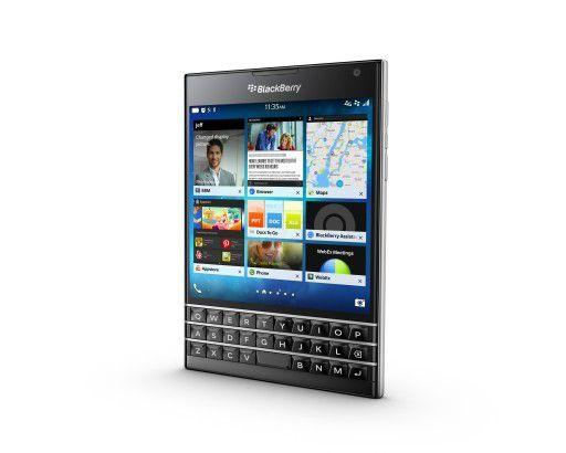 Laut Blackberry sollen neben den neueren Geräten Passport, Classic und Leap auch Z3, Z10, Q5 und Q10 das neue Update bekommen.