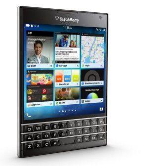 Die Smartphone-Division ist bei Blackberry nur noch eine von vier Business Units.