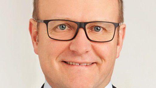 Klaus Strumberger verlässt das Unternehmen auf eigenen Wunsch.