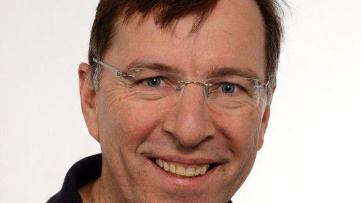 """""""Bei näherem Hinsehen gab es aber auch unerwartete Ergebnisse"""", sagt Stefan Kraus, Vice President IT beim Automobilzulieferer Hirschvogel Holding."""