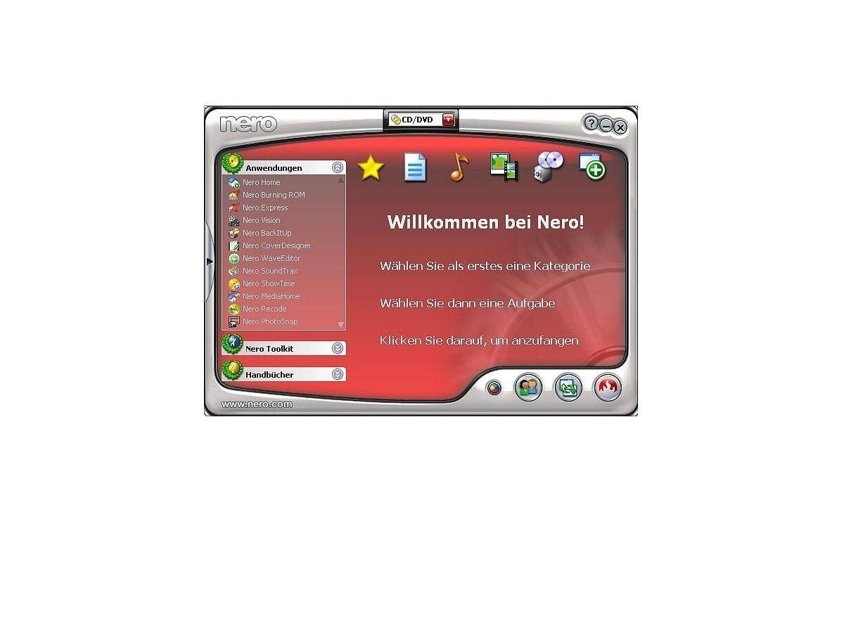 nero 7 reloaded scharware