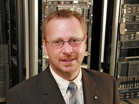 Wolfgang Kuhl, CIO, Pharmaserv