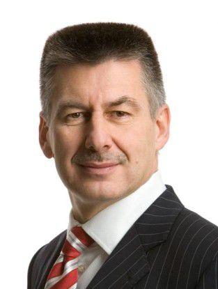 Gerd Wolfram, Metro Group Information Services