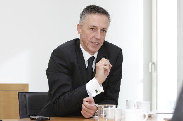 Mit EDS stärkt HP auch in Deutschland sein Branchen-Know-how, sagt der neue Deutschland Chef Volker Smid.