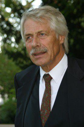 Will alte Erinnerungen mit Exkollegen auffrischen: Klaus. C. Plönzke