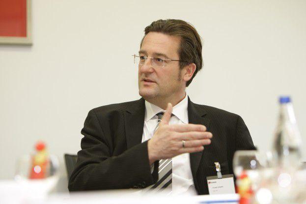 Frank Schabel, Hays: 'Der Kuchen wird eher größer werden, weil die Flexibilisierung in der IT weiter zunehmen wird.'