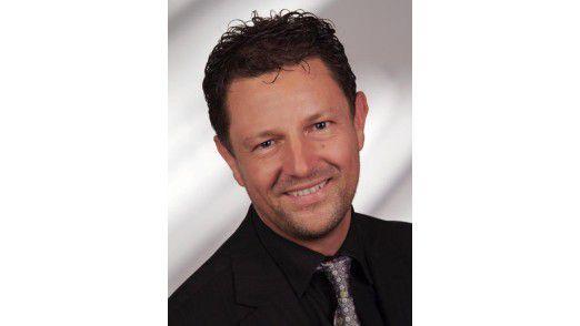 Martin Böttner ist Director Emea East bei Echolon, einem Lösungsanbieter für intelligente Stromnetze.
