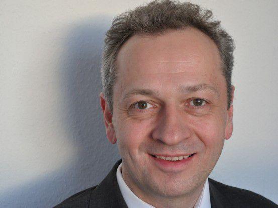 Gerald Höhne, Bereichsleiter IT, SMA Solar Technology AG, Kassel