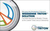 Websense Triton