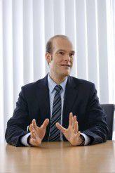 Georg Rau, Projektleiter E-Postbrief. Er will den Massenmarkt erobern.