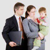 Jedes zehnte Unternehmen hat eine Betriebsvereinbarung zur Vereinbarkeit von Beruf und Familie.