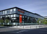 Die Santander Consumer Bank in Mönchengladbach.