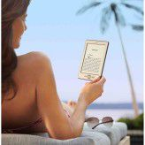 So einfach ist das Leben: Strandurlaub unter Palmen, natürlich mit einem Kindle von Amazon. So stellt sich das jedenfalls der weltweit größte Online-Shop vor. Aber die Konkurrenz schläft nicht.