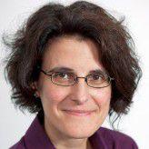 """Irene Bertschek, Professorin am Zentrum für Europ. Wirtschaftsforschung: """"Es ist schon etwas Besonderes, wenn eine Branche nicht nur für sich selbst Wert schafft."""""""