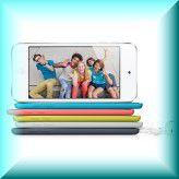 Der neue iPod Touch ist farbenfroh. Nicht nur außen, sondern auch innen.