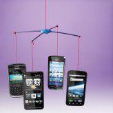Mehr als 100 Anbieter tummeln sich laut Gartner auf dem Markt für Mobile Device Management.