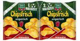 Knackige Chips müssen gut positioniert werden in den Verkaufsstellen.